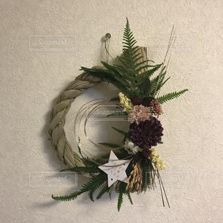 植物の花の花瓶の写真・画像素材[820397]
