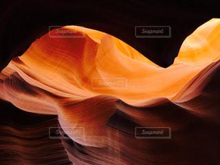 アンテロープキャニオンの魚の写真・画像素材[793546]