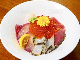 海鮮丼の写真・画像素材[1501241]