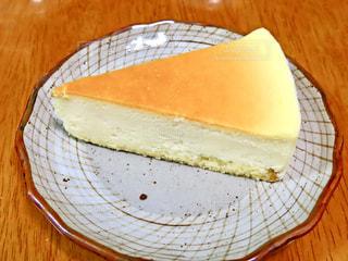 食べ物,ケーキ,屋内,ベージュ,お家カフェ,チーズケーキ,ミルクティー色