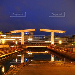 夜景の写真・画像素材[2012132]
