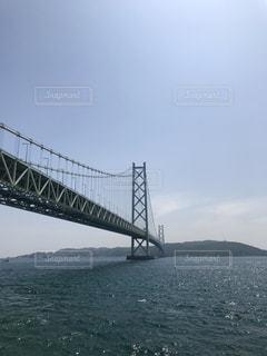 明石海峡大橋の写真・画像素材[2081029]