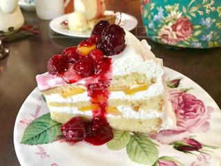 ケーキの写真・画像素材[2262678]