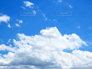 雲の写真・画像素材[2419706]