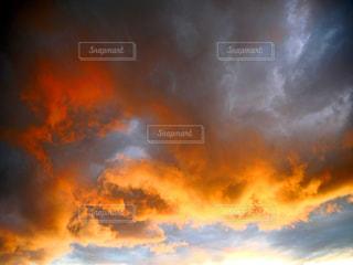 夕焼けの写真・画像素材[2424609]