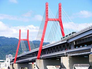 橋の写真・画像素材[2445932]