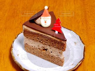 チョコレートケーキの写真・画像素材[2825088]