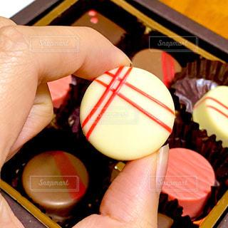 チョコレートの写真・画像素材[2932788]