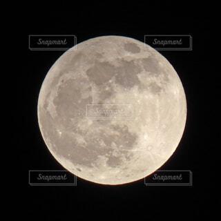 満月の写真・画像素材[3936790]