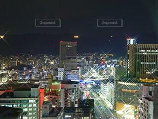 夜景の写真・画像素材[4067938]
