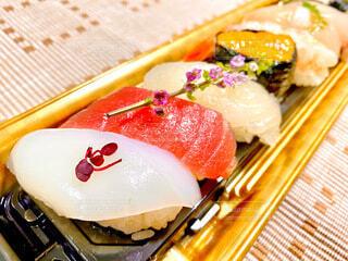寿司の写真・画像素材[4154070]