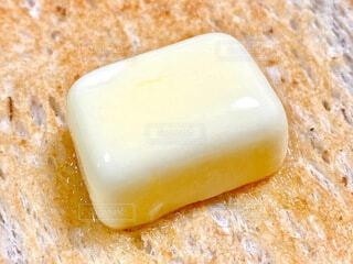バターのクローズアップの写真・画像素材[4169879]