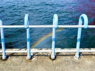 虹の写真・画像素材[4853691]