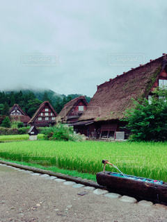 世界遺産 白川郷の写真・画像素材[789099]