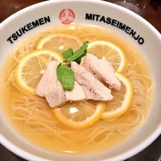 ランチ,三田製麺所,レモン冷やし麺