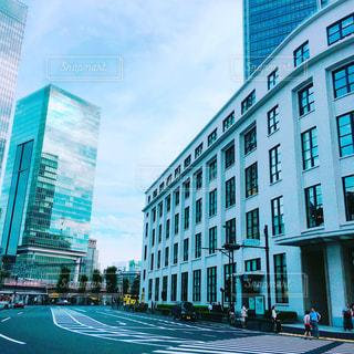 都市の高層ビル - No.709006