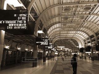 品川駅、工事の写真・画像素材[784370]