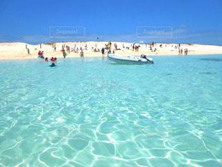 透き通る海と白い砂。 - No.788001