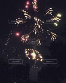 空,夏,夜,夜空,花火,夏祭り