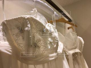 ヒトデモチーフのドレス - No.823506