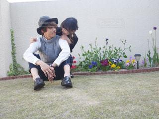 お庭と私たち - No.784739