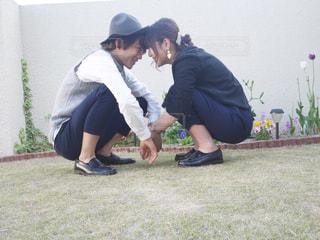 お庭と私たち - No.784740