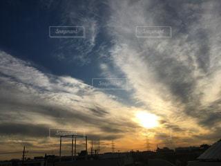 空の雲の写真・画像素材[958828]