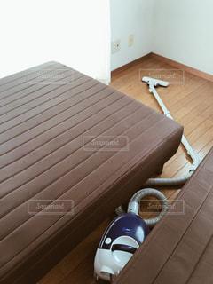 木製テーブルの写真・画像素材[795931]