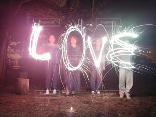 LOVEの写真・画像素材[1443344]