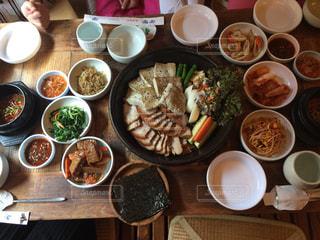 韓国,韓国料理,オス,ソウル,仁寺洞,ポッサム,パンチャン,오주