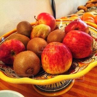静物画のような果物の写真・画像素材[3824057]