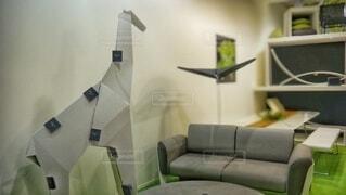 デザイナー家具の展示の写真・画像素材[3906523]
