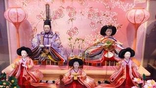 雛人形の写真・画像素材[4212869]