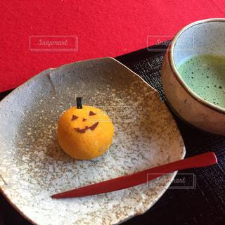 ハロウィン和菓子の写真・画像素材[2503335]