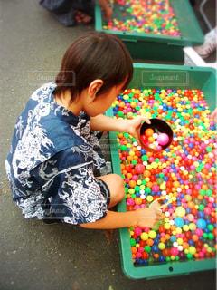 夏祭りのワクワク - No.710796