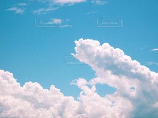 青空に浮かぶ雲 - No.772829