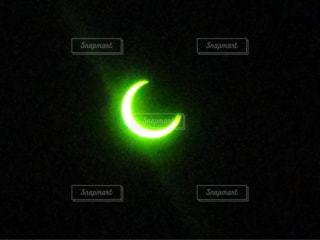 三日月型の金環日食 - No.779941