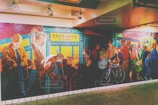 ニューヨーク,カラフル,アート,アメリカ,観光,都会,旅行,旅,NY,newyork,Travel,trip,Manhattan,塗装,グランドセントラルステーション