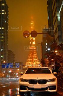 東京タワーの写真・画像素材[839189]