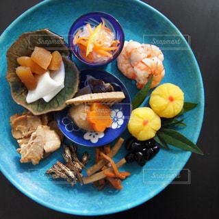 手作り料理 テーブルフォトの写真・画像素材[1072010]