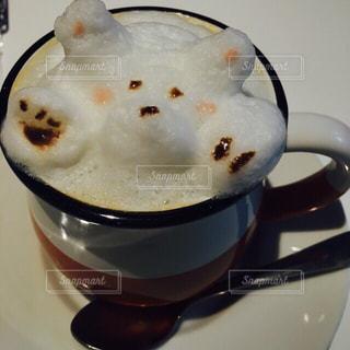 一杯のコーヒーの写真・画像素材[870042]