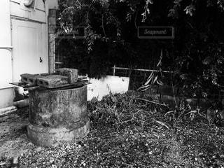 井戸の写真・画像素材[691997]