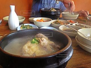 料理,韓国,参鶏湯,サムゲタン,倭館