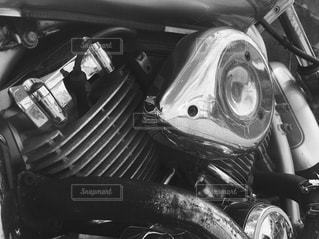 バイクの写真・画像素材[816008]
