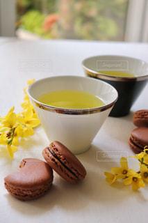 お茶でリラックス⑩の写真・画像素材[1058667]