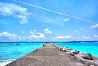 海,空,ビーチ,青空,沖縄,旅行,旅,一眼,離島,トラベル,海風
