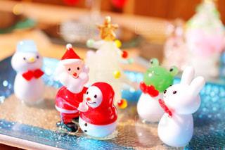 クリスマスパーティーの写真・画像素材[771983]