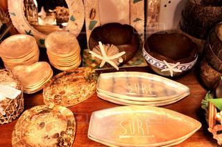 食品の完全なテーブルの写真・画像素材[816093]