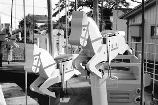 モノクロの写真・画像素材[830321]