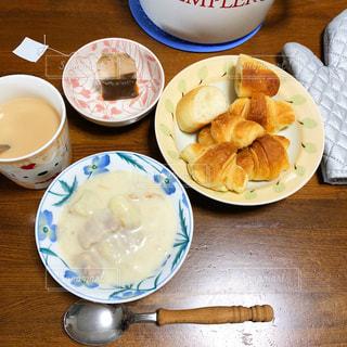 おばあちゃんの手作りご飯の写真・画像素材[1164000]